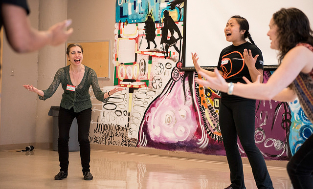 Every Day, Every Way: Arts-Focused Youth Programming. Photo by J. Astra Brinkmann