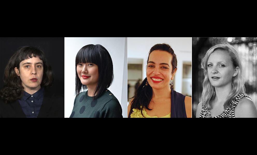 image of 4 women