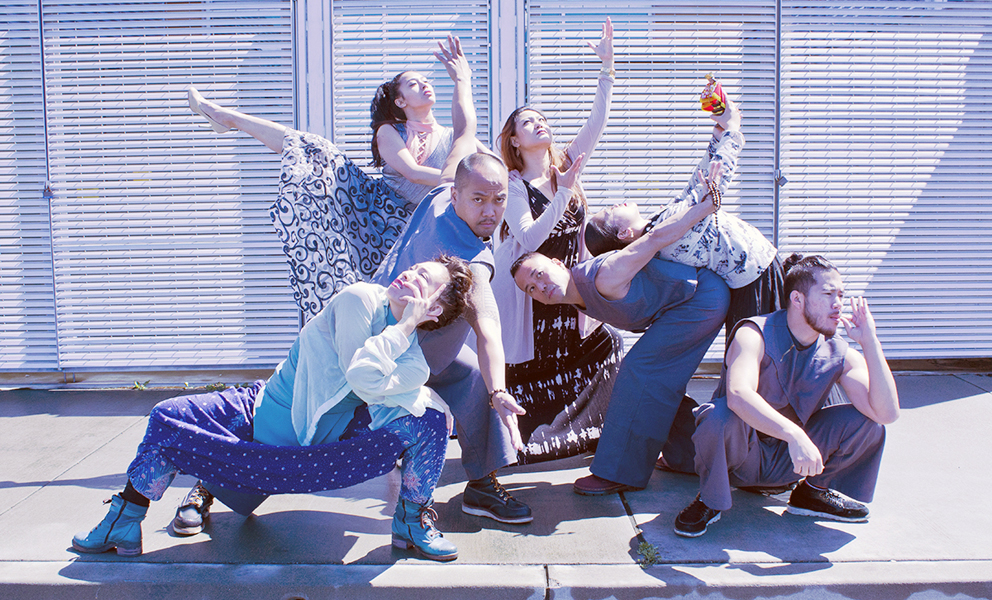 2017 grantees san francisco arts commission dancers in various formations on the street fandeluxe Images