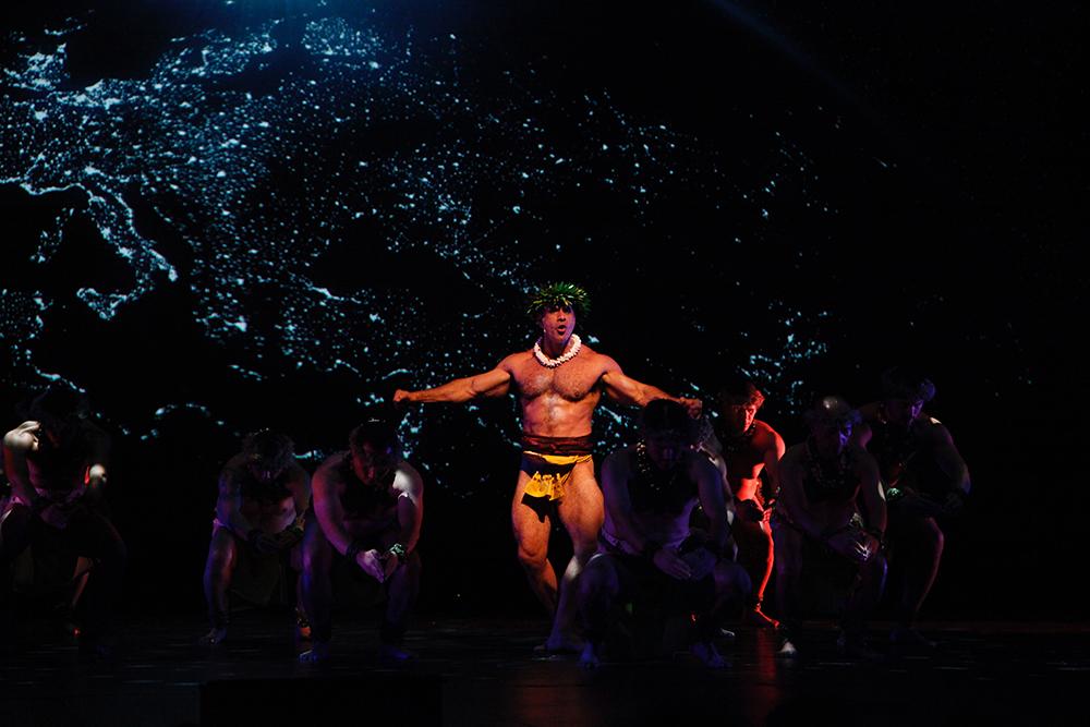 Performance by Nā Lei Hulu I Ka Wēkiu.
